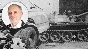 Vladimír Říha (KDU-ČSL) vzpomíná na první dny okupace. Jeho kariéra ve zdravotnictví se teprve rozjížděla a v 19 letech tak viděl mnoho mrtvých kvůli okupaci.