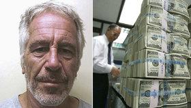 Kdo zdědí Epsteinovy miliardy?