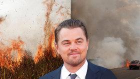 Leonardo DiCaprio založil fond na záchranu Amazonského deštného pralesa.