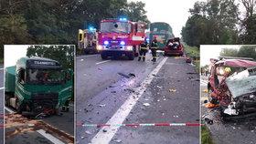 Jeli z Chorvatska, srazili se s kamionem: Umřela máma, táta a dva synové! Třetí chlapec bojuje o život