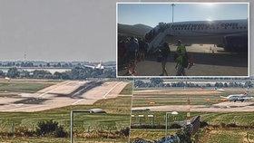 Cestující chce zažalovat Smartwings kvůli letu s jedním motorem! Velitelem byl náš nejlepší pilot, brání se společnost