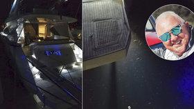 Český majitel luxusní jachty promluvil: Vysvětlil vypouštění fekálií z lodi do Jadranu