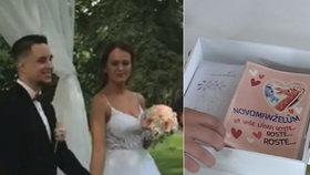 Novomanželé na svou svatbu nikdy nezapomenou. Zloděj je okradl o padesát tisíc!