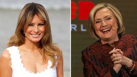 Melania Trumpová předefinovala roli první dámy, to se nepovedlo ani Hillary Clintonové.