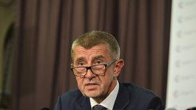 Andrej Babiš (ANO) argumenty zdravotnických odborů chápe.