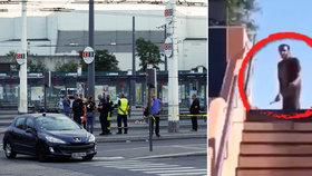 Pachatel, který ve Francii útočil nožem, prý uposlechl hlasy.