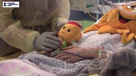 Péče o Evu po mozkové smrti, v jejímž těle rostlo dítě, byla perfektní. Lékaři z FN Brno přepsali dějiny medicíny.