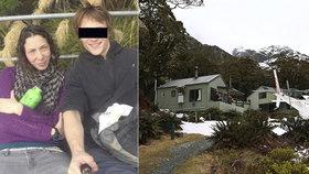 Pavlína přežila v chatce správy parku zhruba měsíc