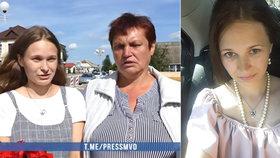 Juliji našli po 20 letech, dívka se ztratila ve čtyřech letech. Z Běloruska se vlakem dostala až do Rjazaně.