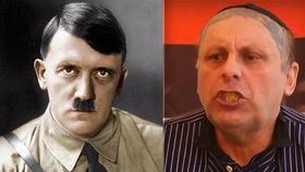 Romano Lukas Hitler tvrdí, že je posledním žijícím příbuzným Adolfa Hitlera.