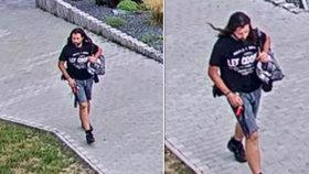 Policie hledá v souvislosti se střelbou na děti v kladenském parku tohoto muže.