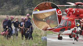 Speleologové měli s sebou v Tatrách výbušninu: Podle záchranářů se neutopili
