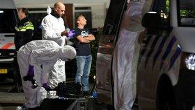 Policista v nizozemském Dordrechtu zastřelil své dvě děti i sebe (9. 9. 2019)