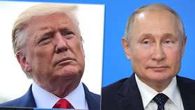 """CIA měla špiona v blízkosti Putina. """"Uklidila"""" ho kvůli výřečnému Trumpovi."""