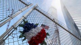 USA si připomněly památku teroristických útoků z 11. září 2001 (11. 9. 2019).