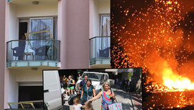 Exploze na Kypru si vynutila evakuaci.