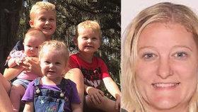 Otec zavraždil čtyři děti a manželku: Těla skladoval dlouhé týdny, než je pohřbil v jiném státě.