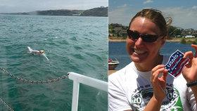 Plavkyně vyhrála nad rakovinou a překonala rekord: Čtyřikrát přeplavala La Manche!