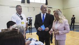 V Izraeli se konaly předčasné parlamentní volby. Výsledky jsou velmi těsné. (17. 9. 2019)