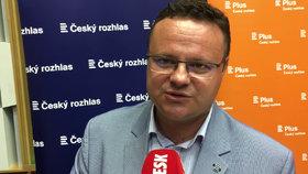 Generální ředitel České rozhlasu René Zavoral