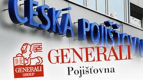 Česka pojišťovna a pojišťovna Generali se do konce roku propojí. Přeskočí Kooperativu