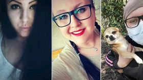 Linda (23) má stejnou nemoc jako Gott: Můžu jíst jen balené potraviny, aby mě nezabila infekce.