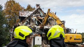Matka s dcerou záměrně způsobily výbuch domu. Nechtěly se z něj odstěhovat