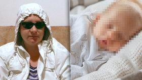 Vražedkyně Janáková porodila v srpnu (vpravo ilustrační foto).