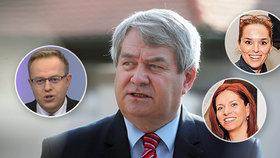 Šéf KSČM Filip bude prosazovat majetková přiznání novinářů