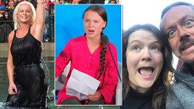 Kdo ukradl aktivistce Gretě (16) dětství? V rodině herce a operní pěvkyně si žila jako v bavlnce.