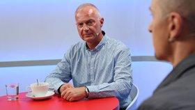 Dopravní expert Roman Budský z Platformy VIZE 0 byl hostem pořadu Epicentrum 25.9.2019.