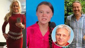 Jak urgentní až hysterický projev aktivistky Grety Thunbergové ovlivňuje fakt, že má Aspergerův syndrom?