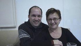 Předseda KDU-ČSL Marek výborný s manželkou Markétou