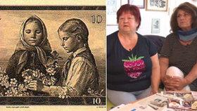 Dívenky z desetikoruny už oslavily sedmdesátku.
