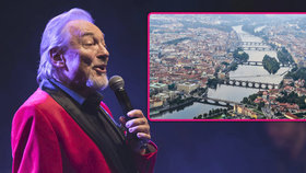 Praha bylo osudové město Karla Gotta. Ačkoliv se narodil v Plzni, prakticky celý život prožil v hlavním městě, kde měl také řadu oblíbených míst.