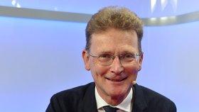 Britský velvyslanec v ČR Nicholas Archer byl hostem pořadu epicentrum vysílaného dne 3.10.2019.