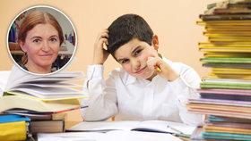 Má vaše dítě poruchu učení? Neznamená to, že je hloupé!