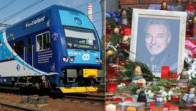 Vlaky v den rozloučení s Karlem Gottem budou muset posilovat