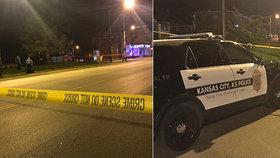 Při střelbě v kansaském baru byli zabiti čtyři lidé.