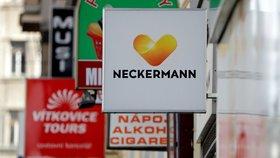 Cestovní kancelář Neckermann, tuzemská pobočka zkrachovalé britské skupiny Thomas Cook