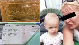 Pašeračku Lucii pustili z vězení: Soudce ji ale obvinil, že zneužila dceru (2).
