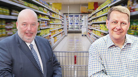 Vláda chce zrušit slevy v obchodech, tvrdí Prouza. Tomanovo ministerstvo to popírá