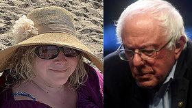 Bernie Sanders (78) truchlí. O víkendu přišel o snachu (†46), podlehla rakovině