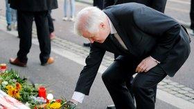 Německý prezident vyzval po útoku v Halle k solidaritě s Židy (10. 10. 2019).