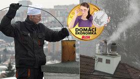 Dvě třetiny Čechů používají k vytápění kotel, ale jen polovina z nich objednává jeho pravidelnou revizi (ilustrační foto)