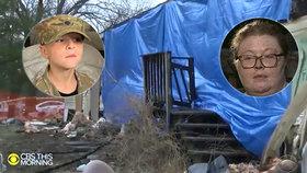 Katie Alwoodová za svým synem stojí.