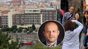 Odborník: Pokud by Číňané nejezdili do ČR, tržby hotelů by klesly.