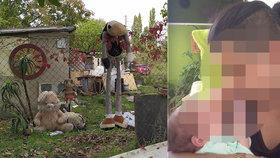 Matka (21) podezřelá z vraždy: Toužila mít rodinu, ale pak švihla chlapečkem (†3 měsíce) o auto
