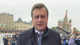 Předseda slovenského parlamentu Andrej Danko