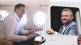 Žášť před mší za Gotta: Premiér odmítl letět se šéfem parlamentu, Slovensko vyslalo dva speciály